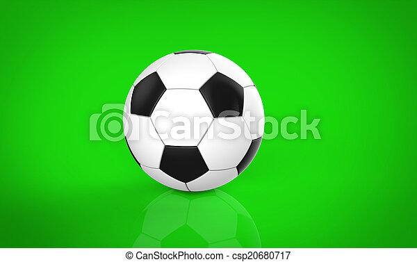 Bola de fútbol - csp20680717