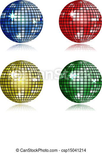 Bola disco - csp15041214
