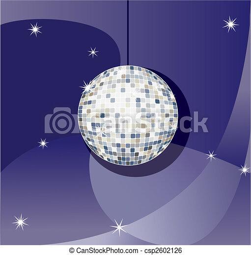 Bola disco - csp2602126