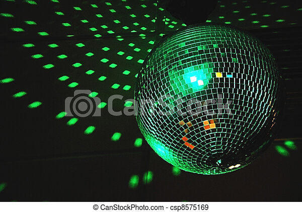 Bola disco - csp8575169