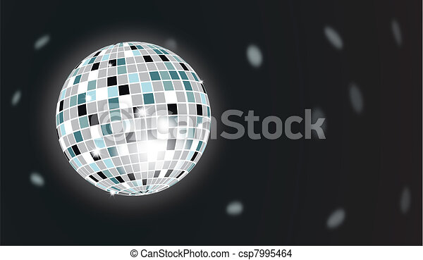 Bola disco - csp7995464
