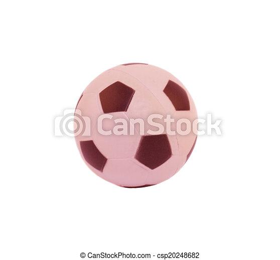 Bola de fútbol - csp20248682