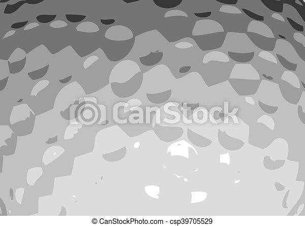 Una bola de golf - csp39705529