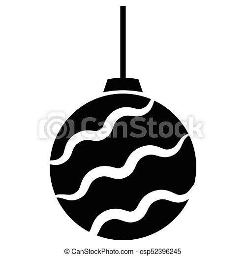 El ícono de Navidad - csp52396245