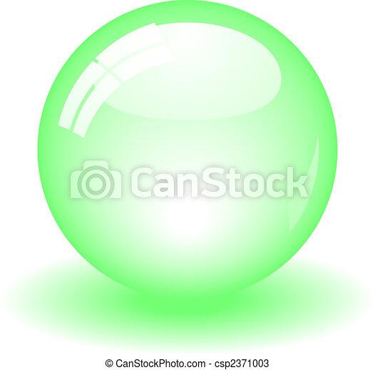 Bola brillante - csp2371003