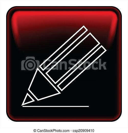 pen button - csp20909410