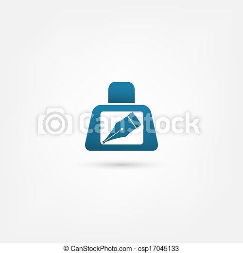 Pen icon - csp17045133