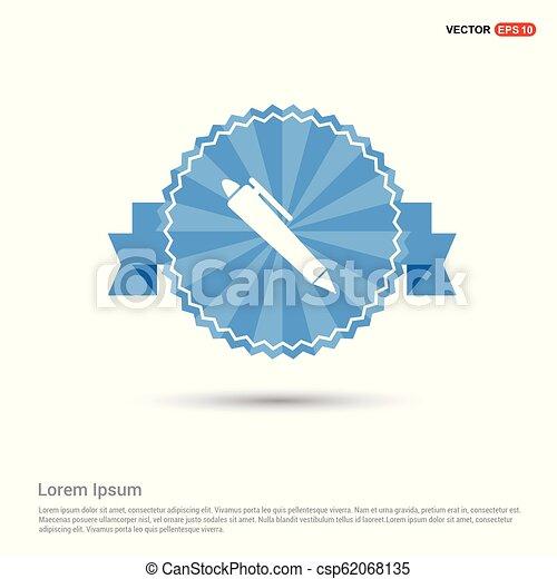 Pen Icon - csp62068135