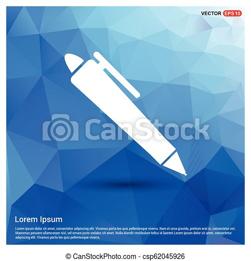 Pen Icon - csp62045926