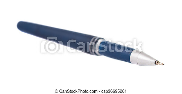 pen isolated  - csp36695261