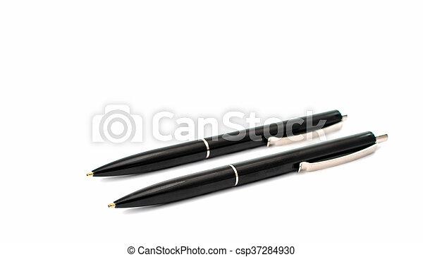 pen isolated - csp37284930