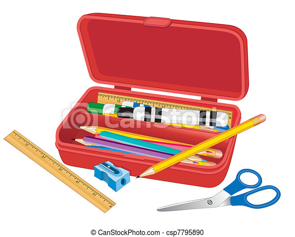 Pencil Box   Csp7795890