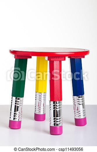 Pencil Chair   Csp11493056