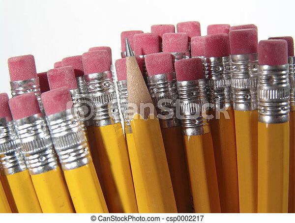 Pencil Erasers - csp0002217