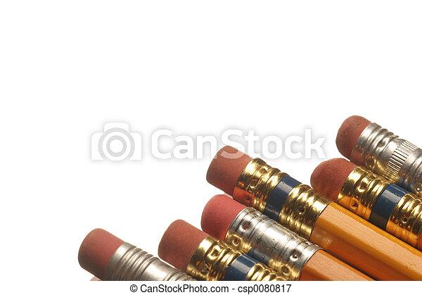 pencil erasers - csp0080817