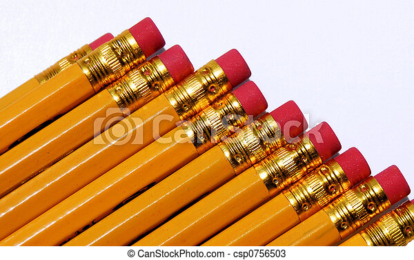 pencil erasers - csp0756503
