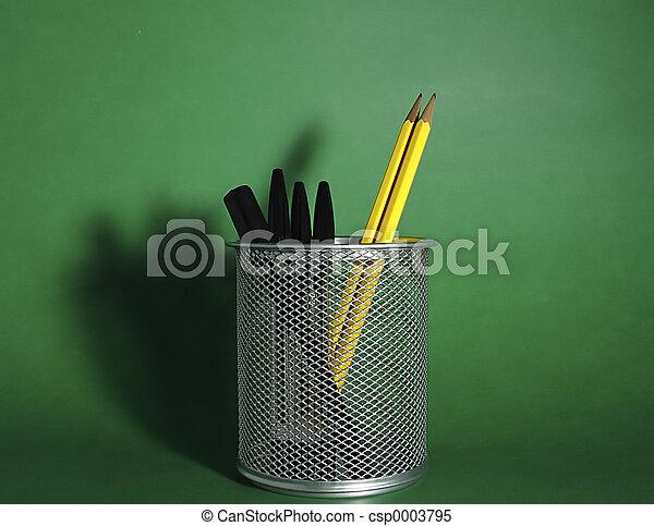 Pencil Holder 1 - csp0003795