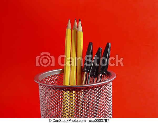 Pencil Holder 3 - csp0003797