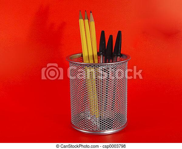Pencil Holder 4 - csp0003798