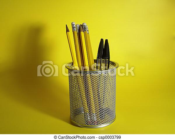 Pencil Holder 5 - csp0003799