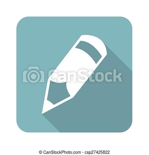 Pencil icon - csp27425822