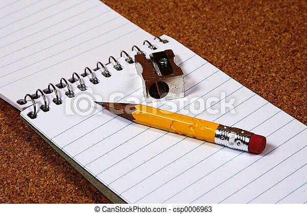 Pencil Stub - csp0006963