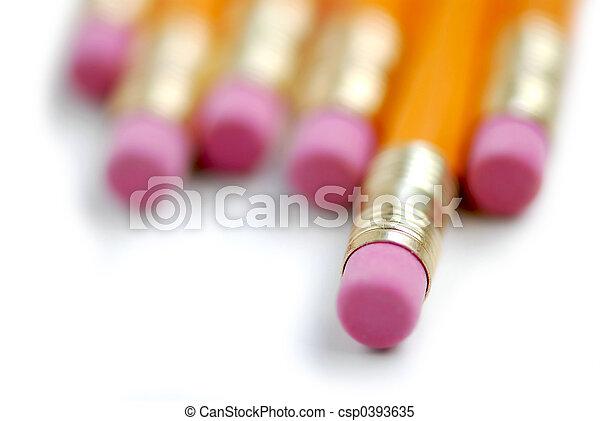 Pencils - csp0393635