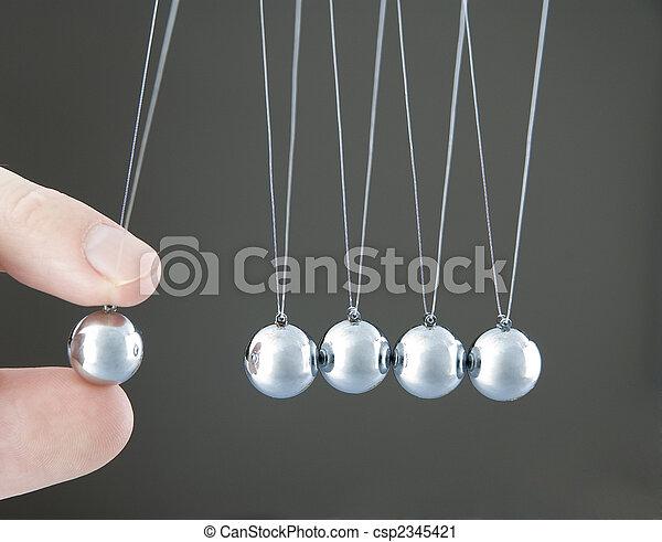 pendulum ball - csp2345421