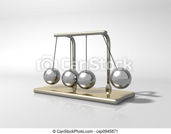 Pendulum - csp0945871