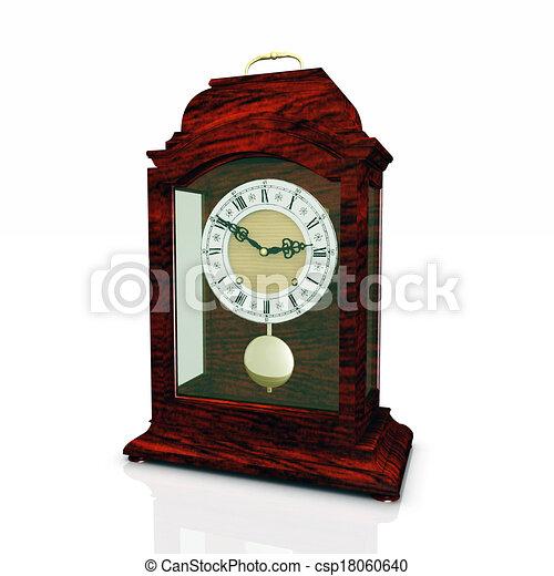 Pendulum Clock - csp18060640