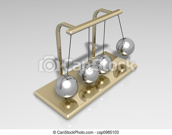 Pendulum - csp0985103