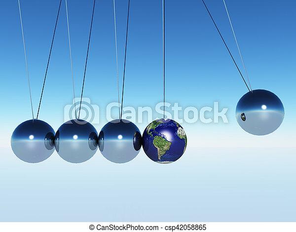 Pendulum - csp42058865