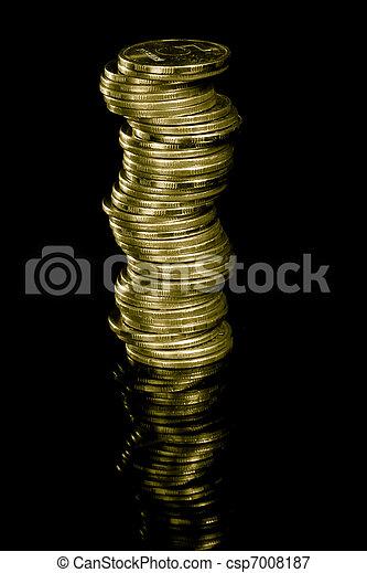 pengar., stack - csp7008187