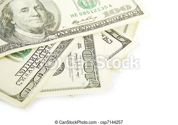 pengar, stack - csp7144257