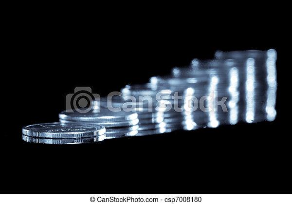 pengar., stack - csp7008180