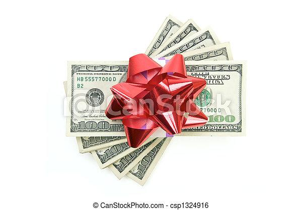pengar, stack, bog - csp1324916