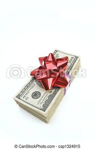 pengar, stack, bog - csp1324915