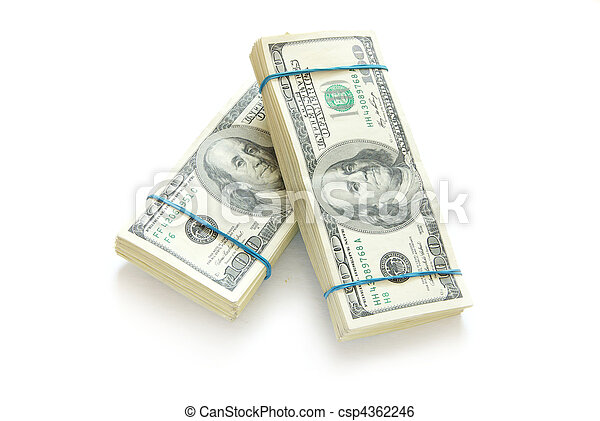 pengar, stack - csp4362246
