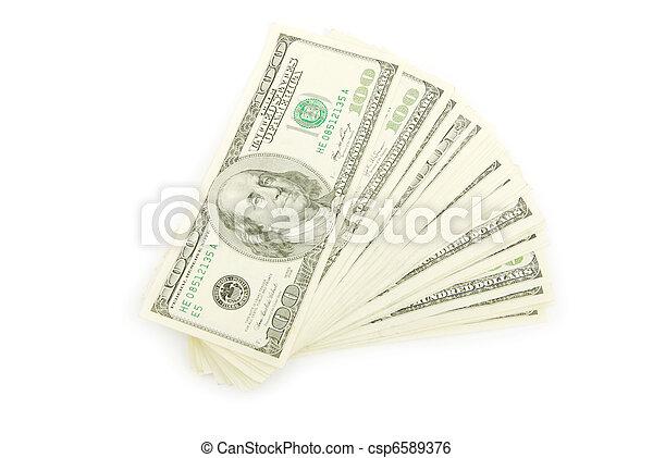 pengar, stack - csp6589376
