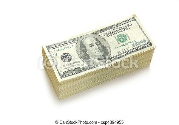 pengar, stack - csp4394955