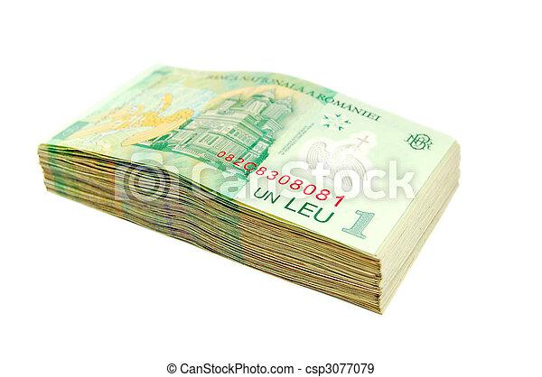 pengar, stack - csp3077079