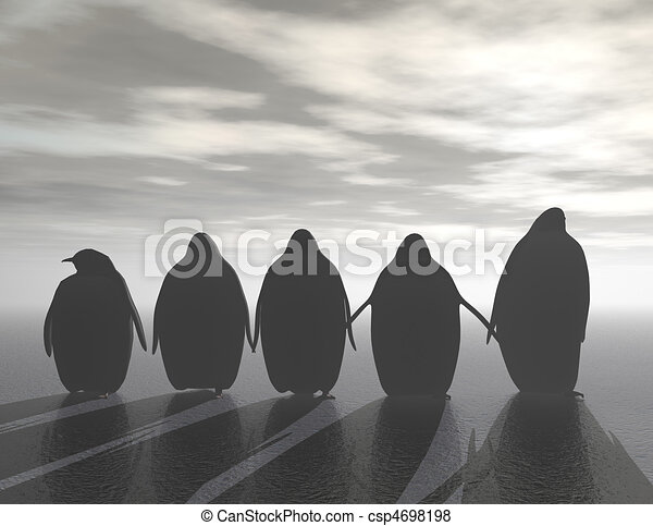 penguins - csp4698198