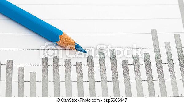 penna, economia - csp5666347