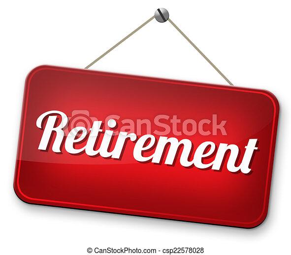 pensioen - csp22578028