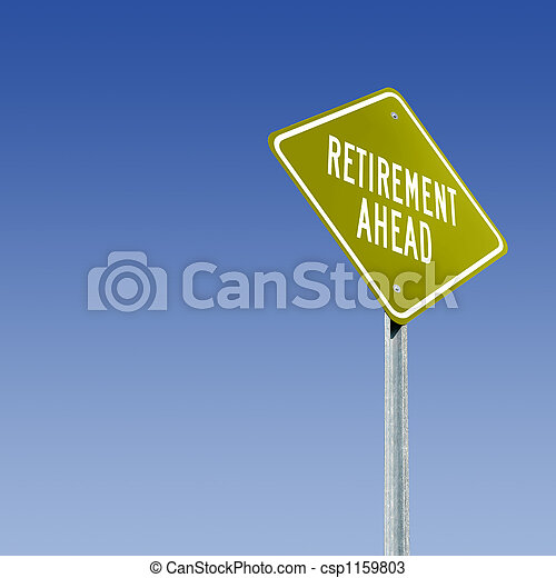 pensioen, vooruit - csp1159803