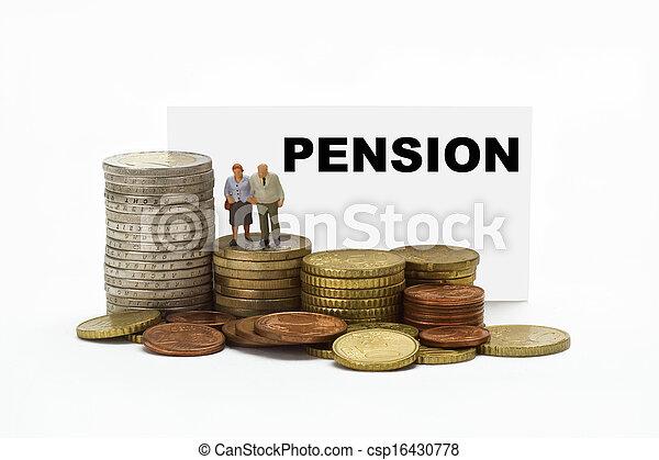 pension - csp16430778