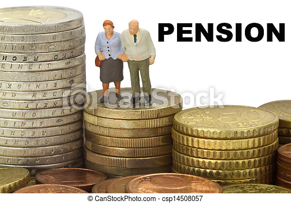 pension - csp14508057