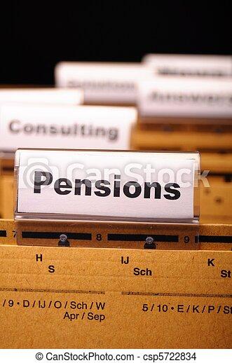 pensions - csp5722834