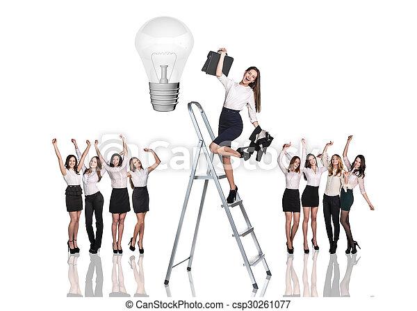 people business team - csp30261077