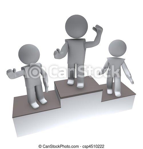 People - csp4510222